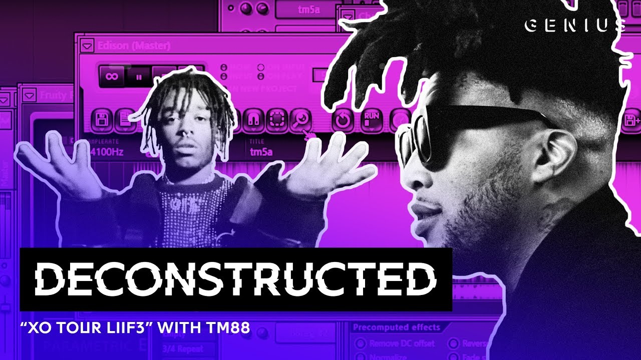 """Download The Making Of Lil Uzi Vert's """"XO TOUR Llif3"""" With TM88   Deconstructed"""