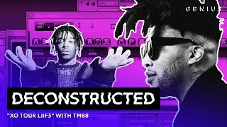 "The Making Of Lil Uzi Vert's XO TOUR Llif3"" With TM88 