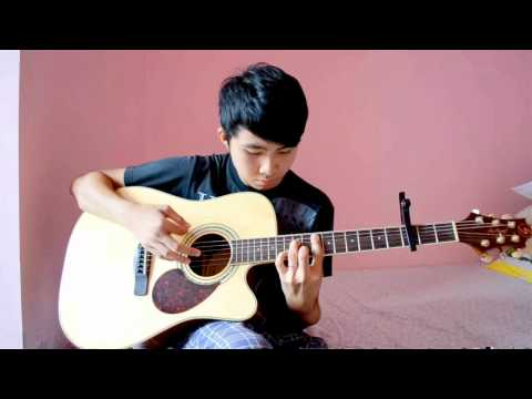 (WITH TABS) Christina Perri - A *Thousand *Years (Fingerstyle cover by Jorell)