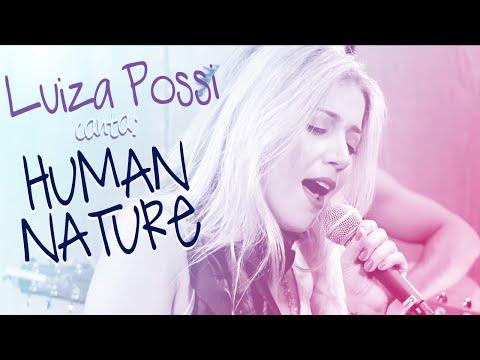Luiza Possi - Human Nature Michael Jackson  LAB LP