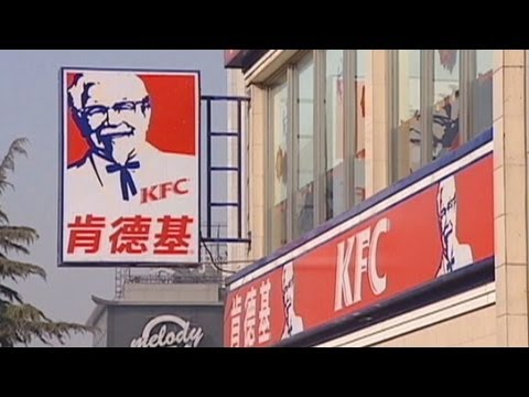 China still hungry for Yum! Brands