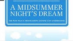 A Midsummer Night's Dream No Fear Audio