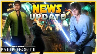 NEWS UPDATE: Ceremony Luke & ANH Han skin, Challenges Are Live & More - Battlefront 2