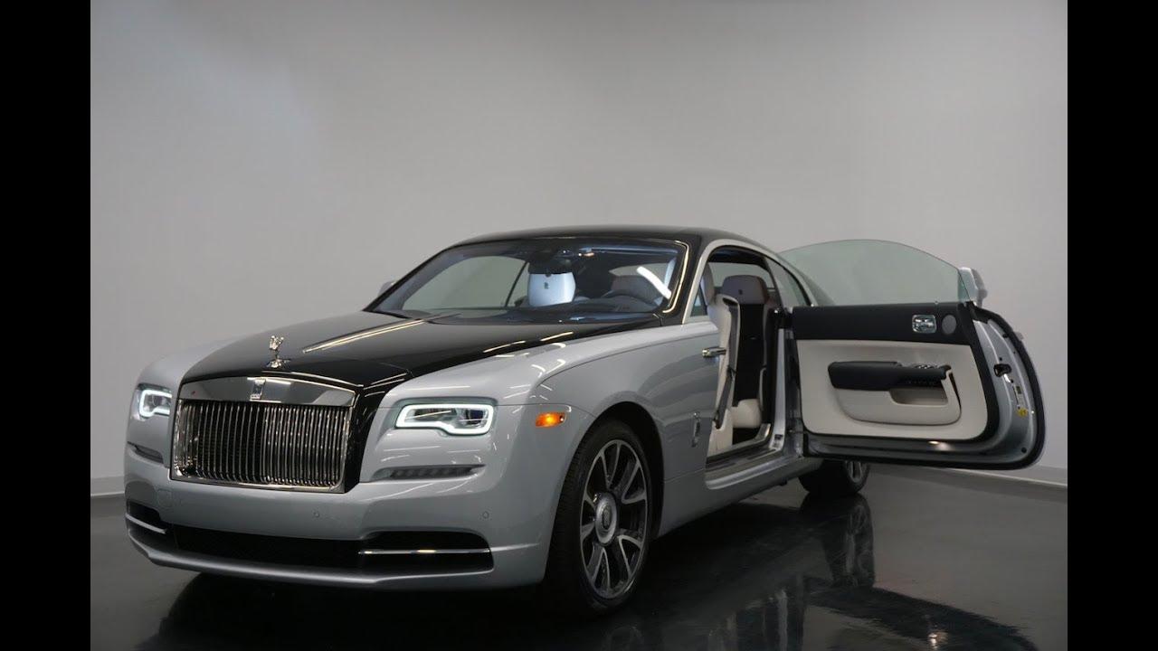 2018 Rolls Royce Wraith Walkaround In 4k