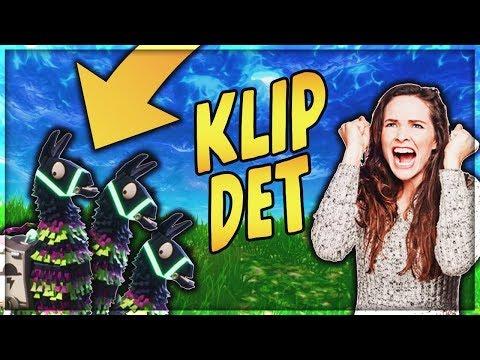 OMG KLIP DET | Danske Fortnite Highlights #96