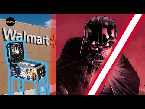Arcade1up Star Wars Pinball Online Price Drop!! from 19kfox