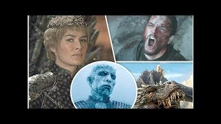 Game of Thrones season 8 release date: When will it start, episode count, how will it end?