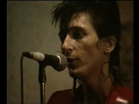 Johnny Thunders-acoustic live in Paris1983.