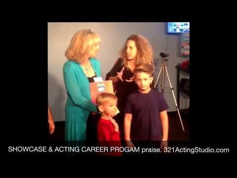 Acting Career Program actors ready to perform for top Hollywood Talent Agents at 321ActingStudios