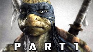 Teenage Mutant Ninja Turtles Mutants in Manhattan Walkthrough Gameplay Part 1 - Bebop (TMNT)