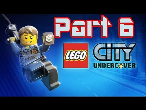 Lego City Undercover - Part 6 - Deep Mining