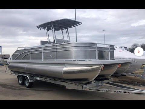 2020 Bennington 22S Center Console Pontoon Boat For Sale At MarineMax Greenville