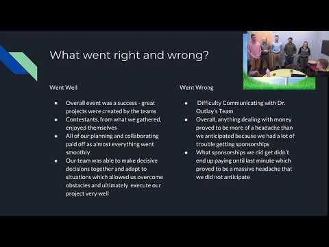 UW-Whitewater Hackathon 2017