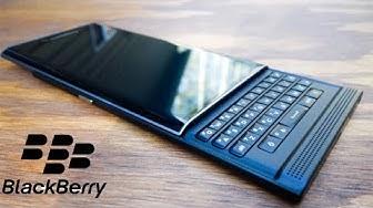 Top 5 Best BlackBerry phones In 2019