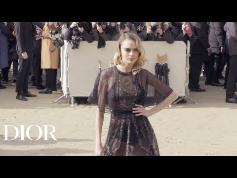 Celebrities talk feminism and fashion at the Dior Autumn-Winter 2020-2021 show