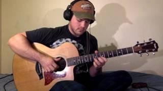 The Unforgiven - Metallica (Fingerstyle Cover) Daniel James Guitar