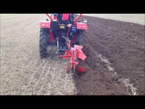 Siromer Single Furrow Reversible Plough