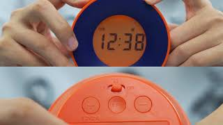 A Funny Alarm Clock------Have a try to use it