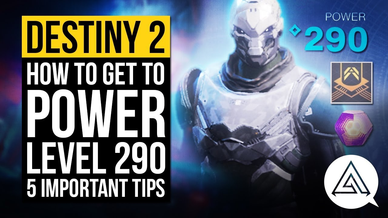 Destiny 2: Power levelling guide - How to farm gear to get from 260