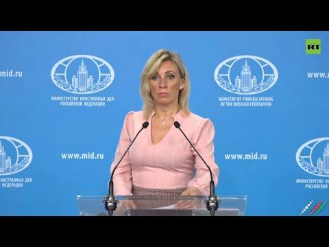 Мария Захарова: Главы