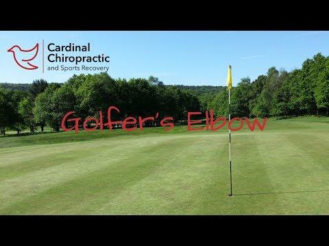 Golfer's Elbow - Your Burlington NC Chiropractor