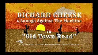 "Richard Cheese ""Old Town Road"" Cartoon Music Video (2020)"