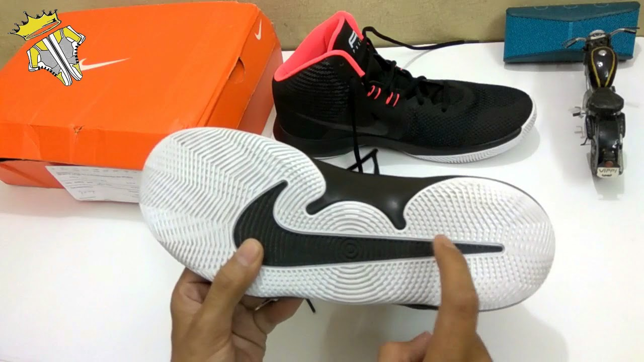 5a98f89f10a3a Nike air precision | Unboxing and Review - YouTube