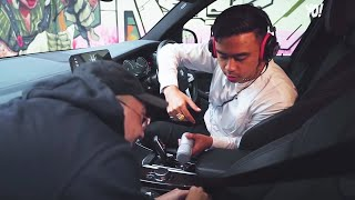 Rappers Rollin': SonaOne & Alif discover found sounds to make sick hip hop beats (Yo! MTV Raps)