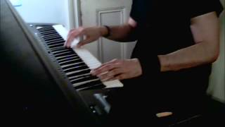 Yeh Zindagi Usi Ki Hai Instrumental On Keyboard