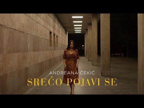 ANDREANA CEKIC - SRECO POJAVI SE (OFFICIAL VIDEO) - Andreana Čekić Official Channel