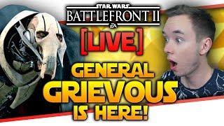 ⚡GENERAL GRIEVOUS HAS ARRIVED: Battlefront 2 Multiplayer Gameplay