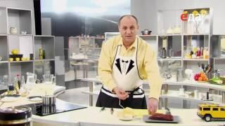 Запечённый картофель в молоке с сыром (гратен) от Ильи Лазерсона / Обед безбрачия