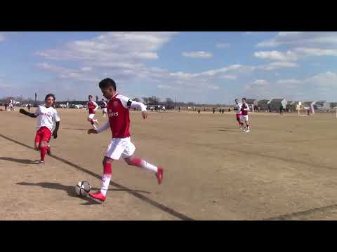 PWSI Courage 02B NPL vs  ARSENAL SOCCER SCHOOLS ACADEMY KEOWN
