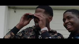 Kevo Muney - On God (feat. BlocBoy JB) [Official Music Video]
