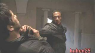 Van Damme Vs Scott Adkins