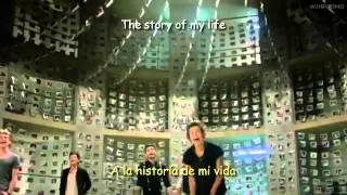 one direction story of my life subtitulado english espanol official video