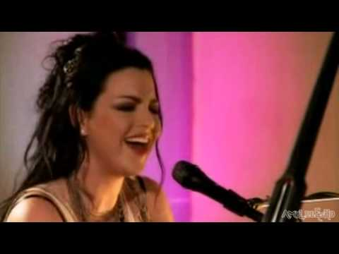 Evanescence - Call Me When You're Sober [Live @ Yahoo Pepsi Smash Acoustic Sessions 2006] HD