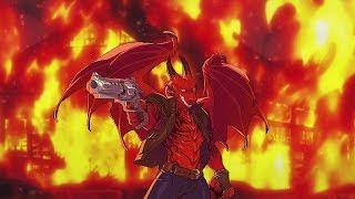 Universal Guncaster Monsters