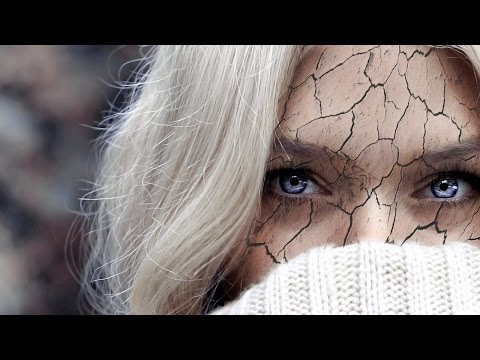 Incredible Cracked Skin Effect - Affinity Photo Tutorial
