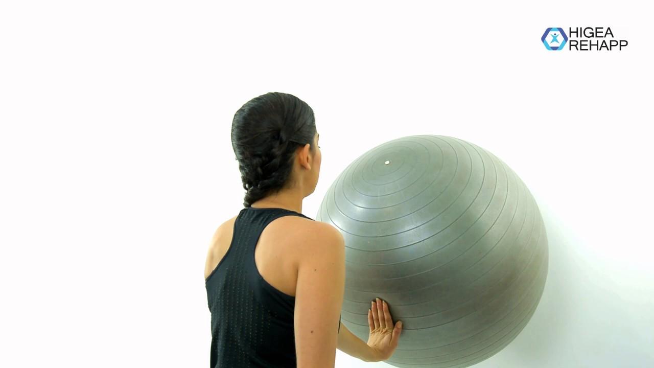 Reeducacion propioceptiva de hombro