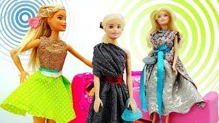 НОВЫЙ СБОРНИК Барби: платья и аксессуары для Барби