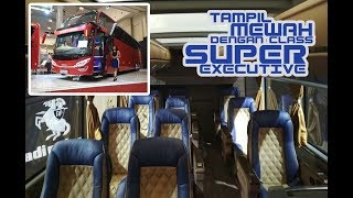 INTERIOR MEWAH !! Skyview Coach SCANIA K410iB - Sold SEMPATI STAR