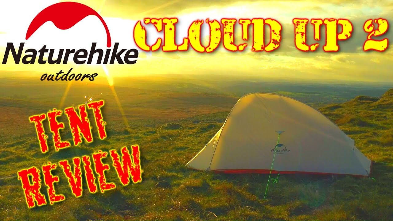 Naturehike Cloud Up 2 - Ultralight Hiking Wild C&ing and Backpacking Tent Review  sc 1 st  YouTube & Naturehike Cloud Up 2 - Ultralight Hiking Wild Camping and ...