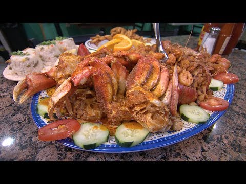 Chicago S Best Seafood Alegria