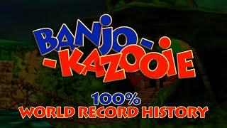 Speed Docs: Banjo-Kazooie - 100% Speedrunning World Record History