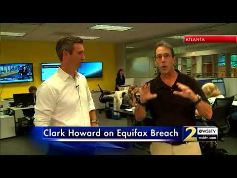 Passionate Clark Howard tells consumers, 'Equifax failed you!'