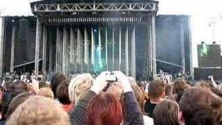 Radiohead Old Trafford Manchester July 2008