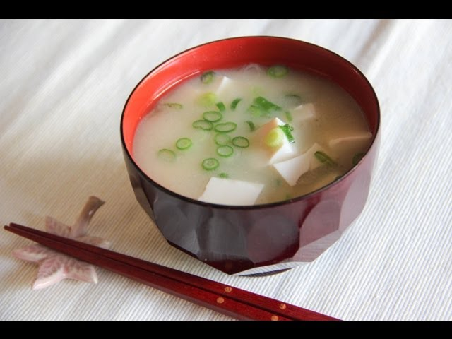 Japanese Soup Basics