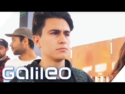 Erwachsenwerden in Mexiko - Leben an der Grenze zu Amerika   Galileo   ProSieben
