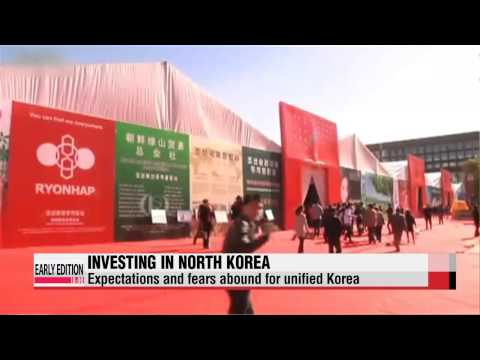 For foreign investors, North Korea has great potential for investment   남북 통일 후